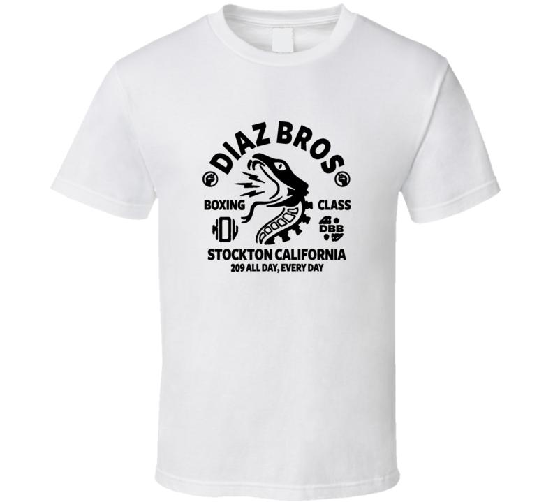 Diaz Brothers Cool Ufc T Shirt