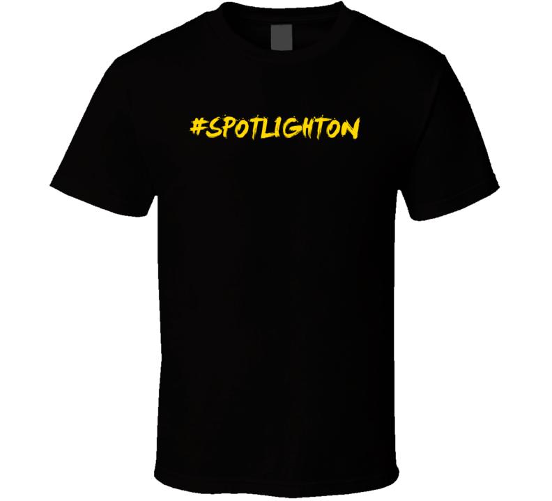 Spotlight On Stop Gun Violence T Shirt