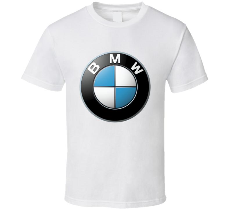 BMW Manufacturer Car Logo T Shirt