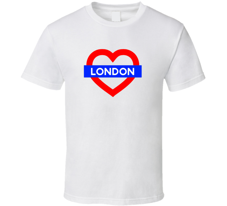 Pray For London Tragedy T Shirt