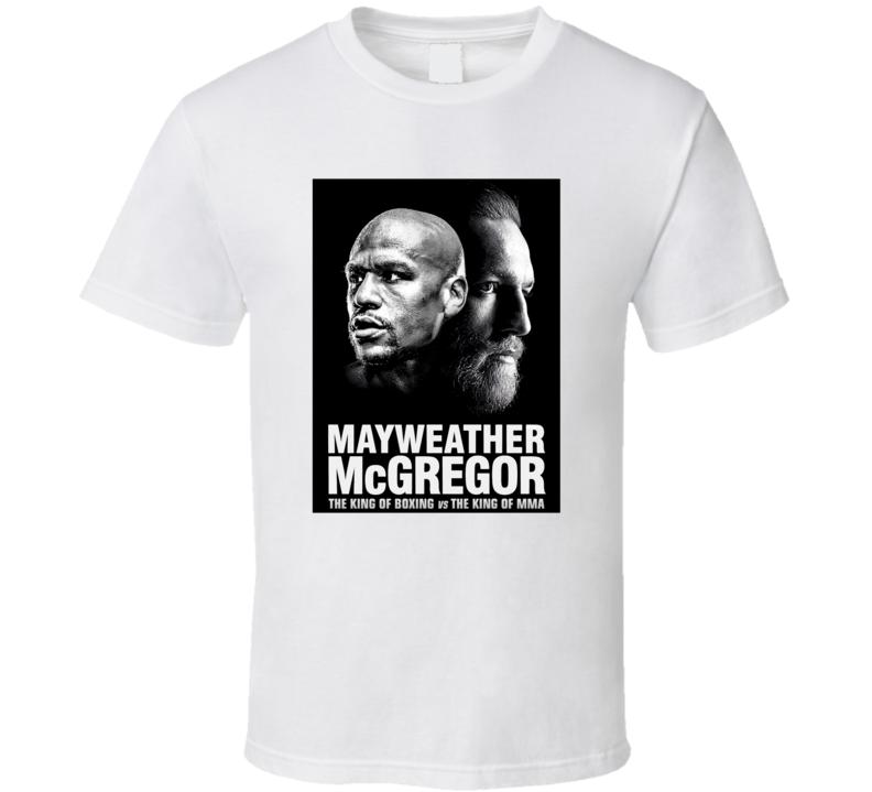 Mayweather Vs Mcgregor Boxing Mma T Shirt