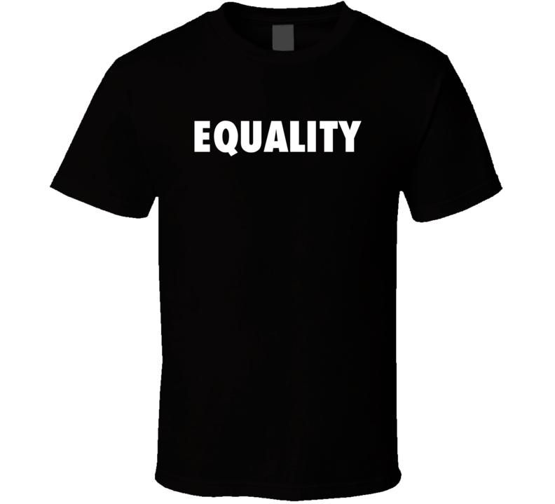 Equality Hart T Shirt