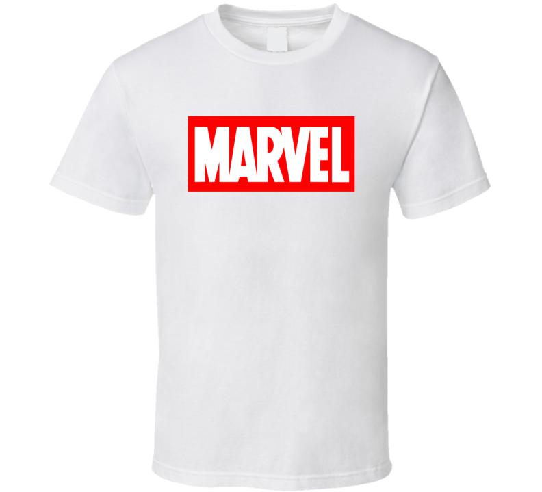 Marvel Logo T Shirt