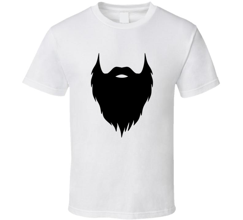Lumberjack Beard T Shirt