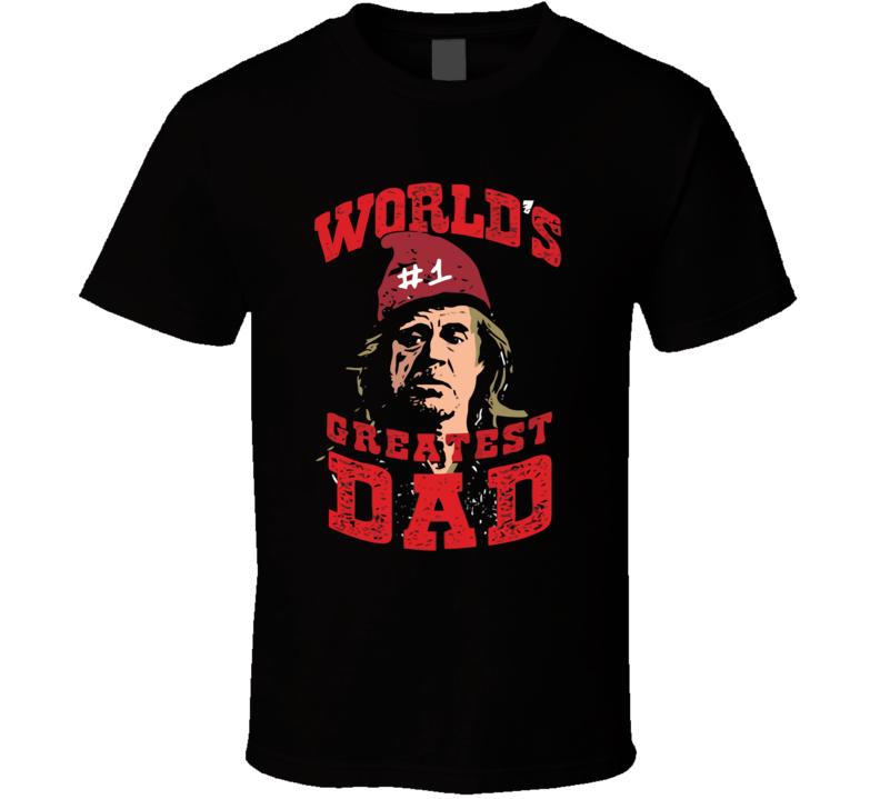 World's Greatest Dad Macy T Shirt