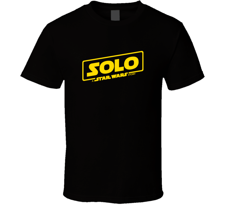 Star Wars Solo Move T Shirt