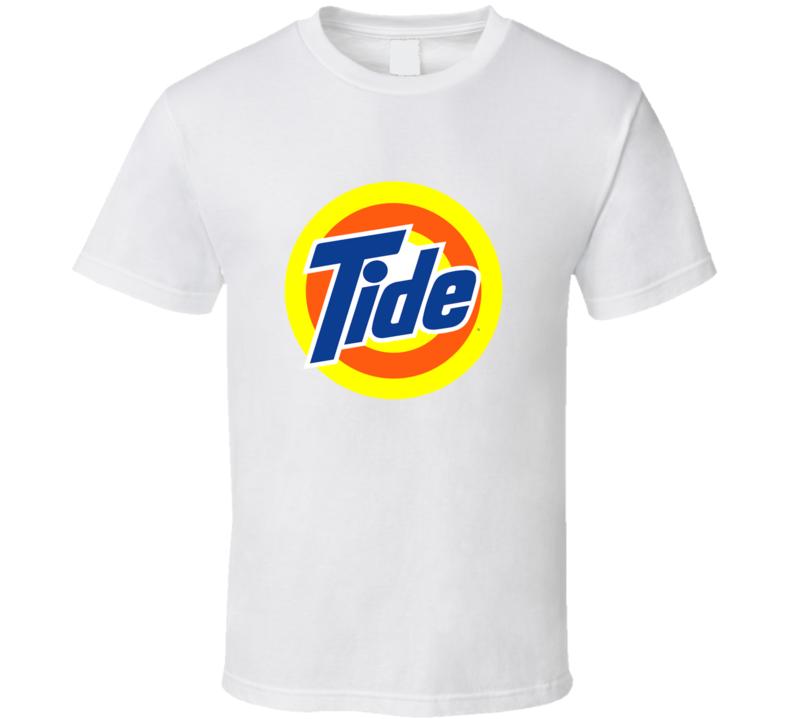 Tide Logo T Shirt