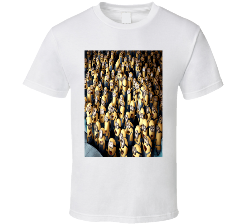 Despicable Me Minion Army Funny T Shirt