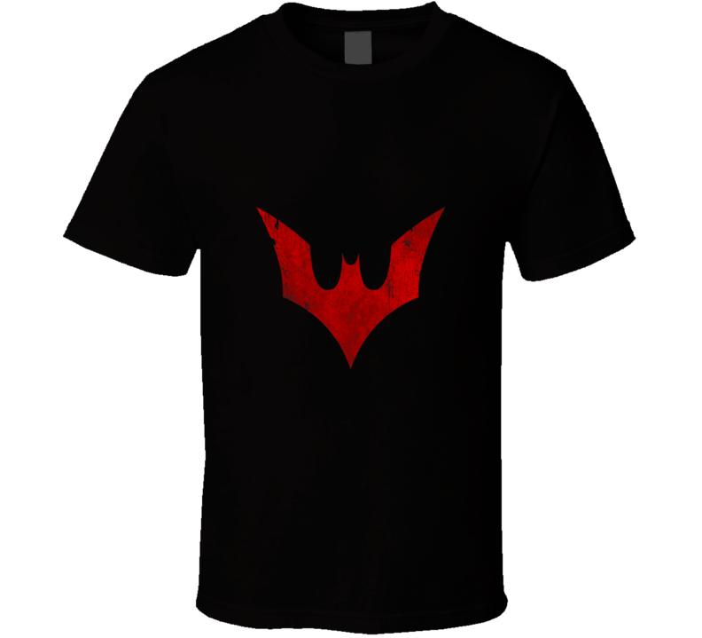 Batman Beyond Classic Grunge Superhero T Shirt