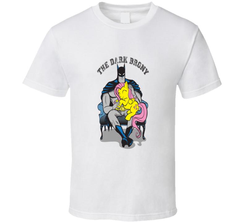 The Dark Knight Batman Brony T Shirt