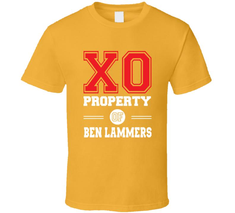 Ben Lammers Georgia Tech Yellow Jackets Basketball  Fan T Shirt