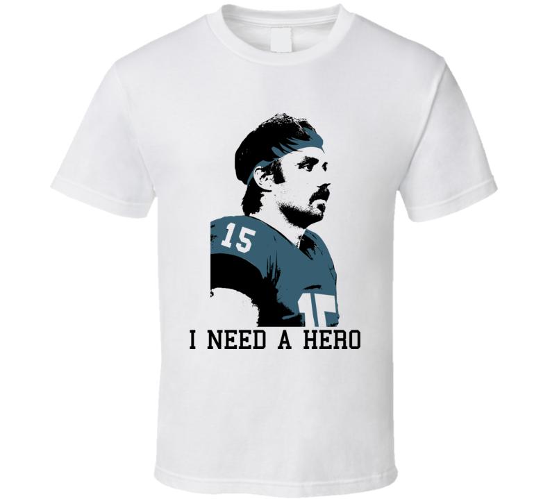 Gardner Minshew Jacksonville Football I Need A Hero Fan T Shirt