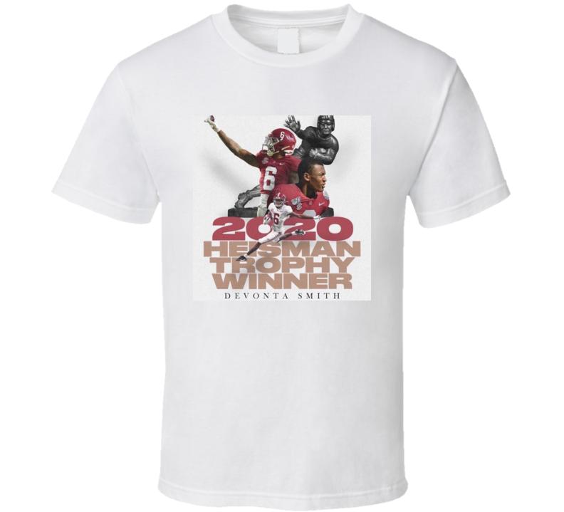 Devonta Smith Heisman Trophy Winner T Shirt