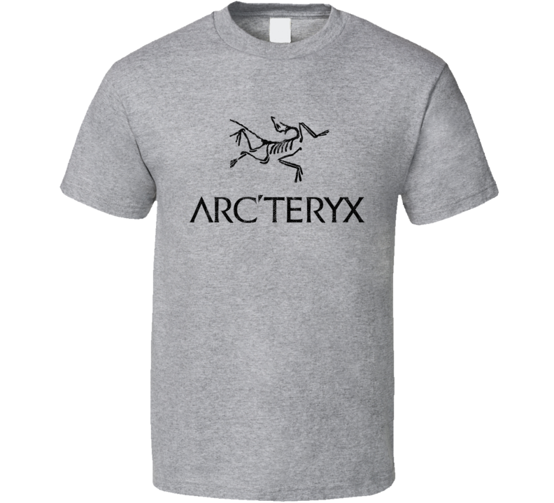 Arc'teryx Camping Gift Cool Popular Campers Worn Look T Shirt