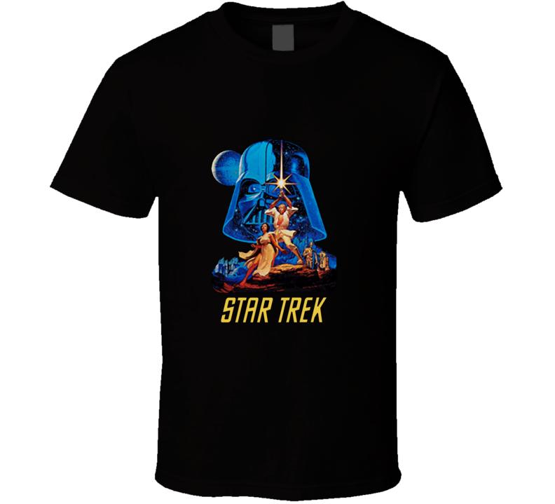 Star Trek Fan Cool Gift Idea For Nerds Cool Space T Shirt