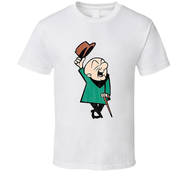 Mr Magoo Tv Character Retro T Shirt