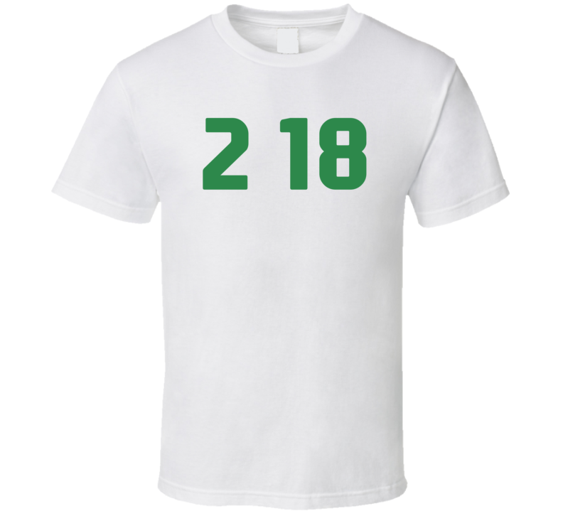 Squid Game Cho Sang Woo Player Number 218 Fan Gift T Shirt