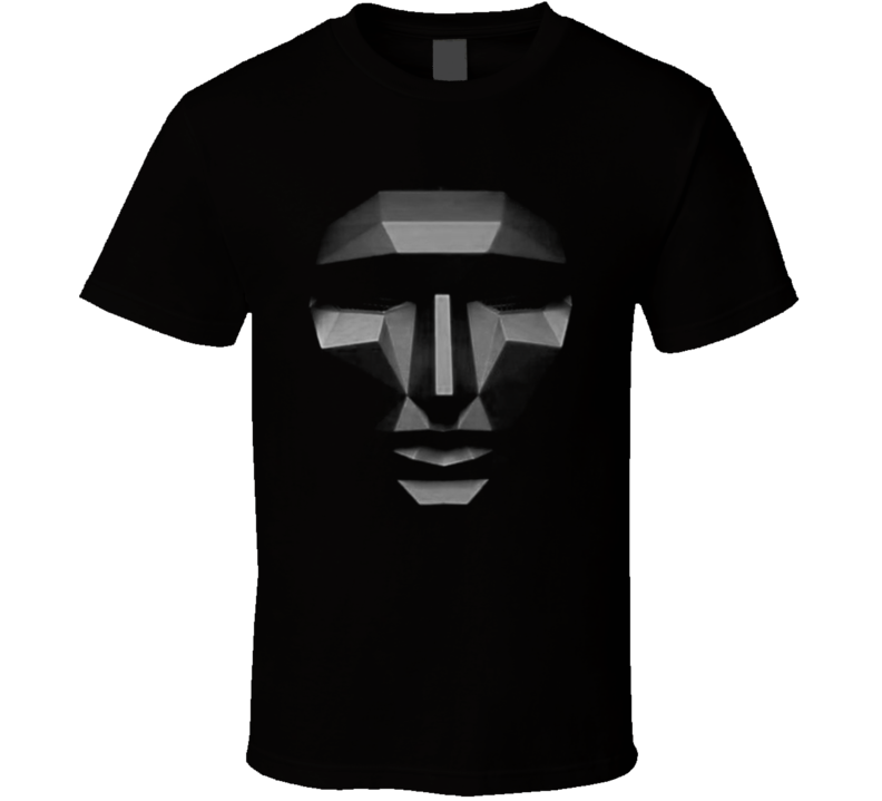 Squid Game Front Man Mask Fan Gift T Shirt
