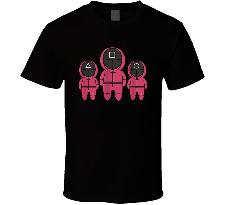 Squid Game Minions Fan Gift T Shirt