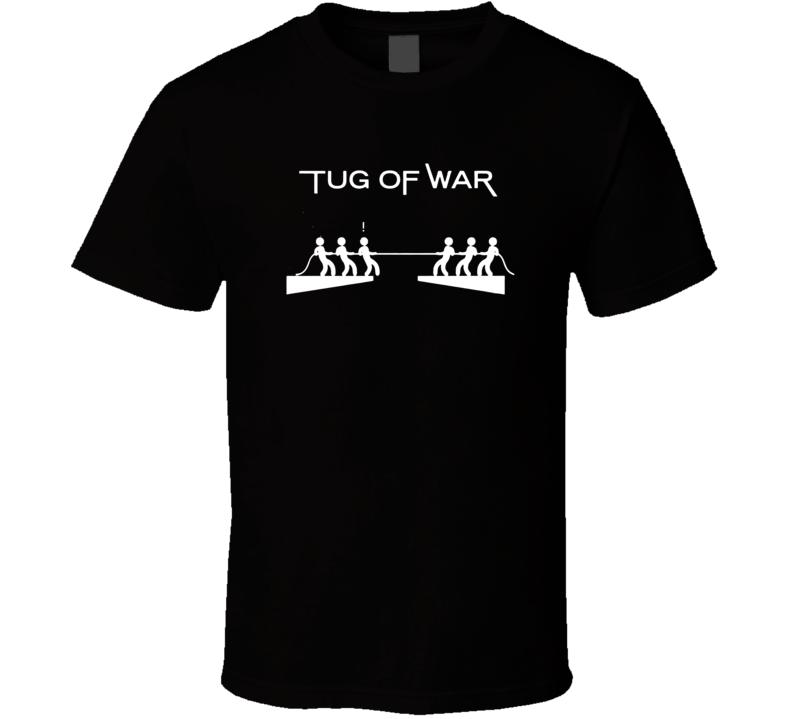 Squid Game Tug Of War Fan Gift T Shirt