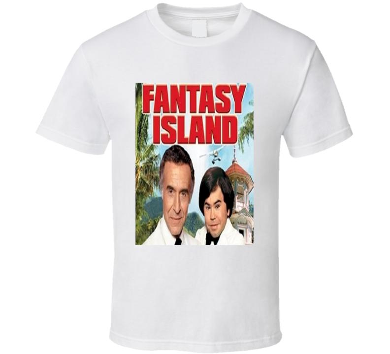 Fantasy Island Old TV Show T shirt