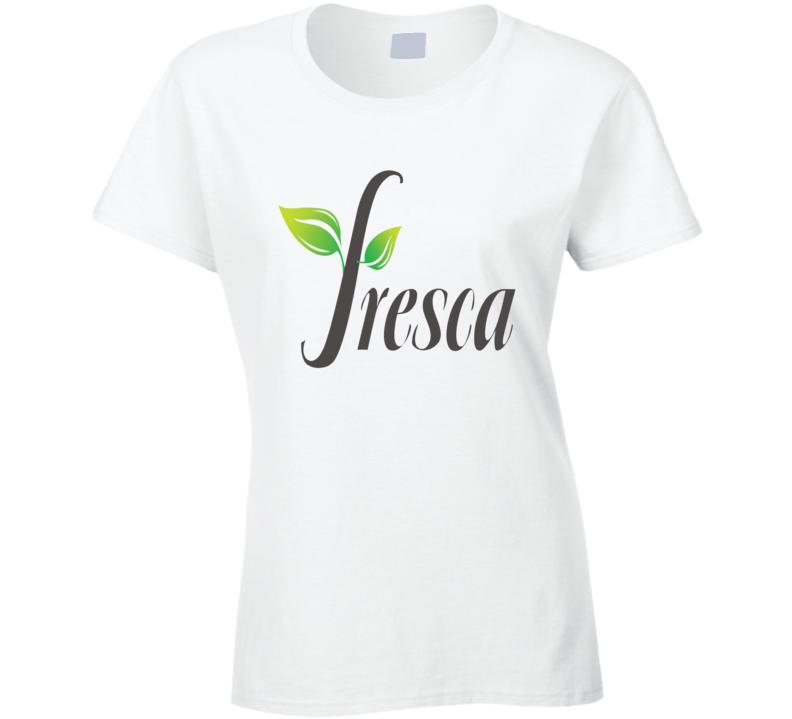 Fresca Lime Citrus Drink T shirt
