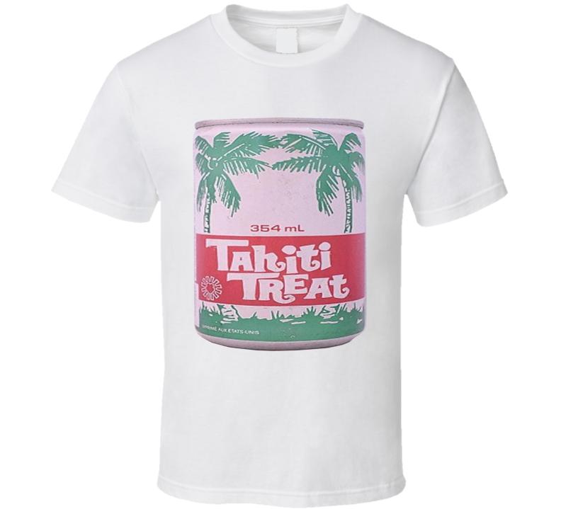 Tahiti Treat Fruit Punch Soda T shirt