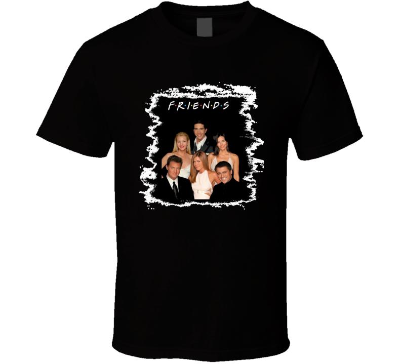 Friends Popular 90s TV Show Fan T shirt