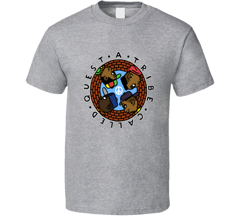 A Tribe Called Quest Fan T shirt