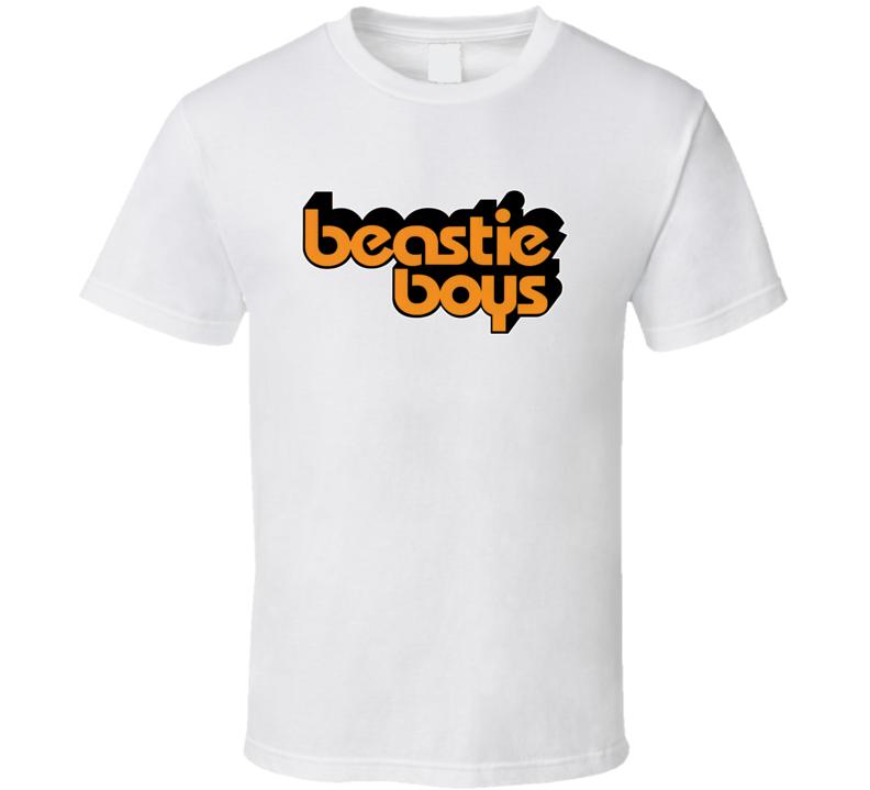 Beastie Boys Popular 80s Rock Rap Band Fan T shirt