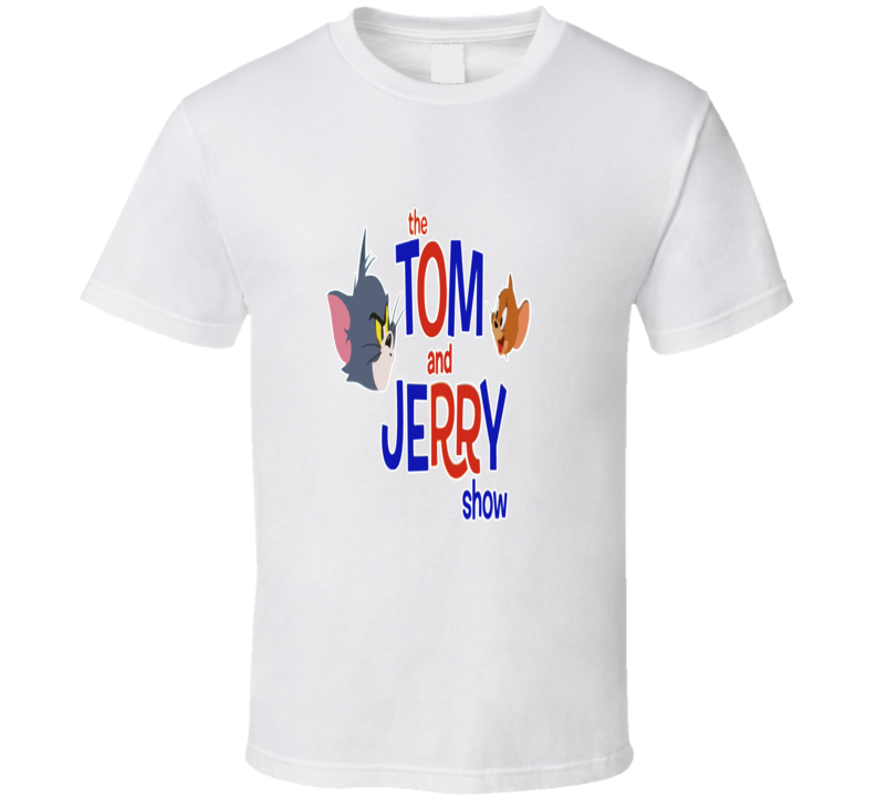 The Tom And Jerry Show Cartoon TV Show Fan T shirt