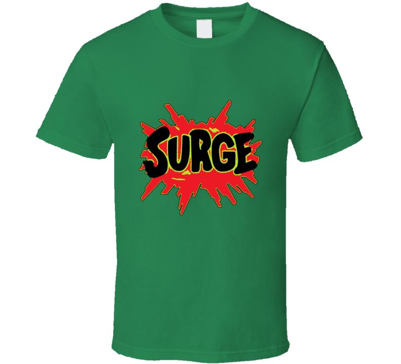 Surge Citrus Soda Popular Drink T shirt