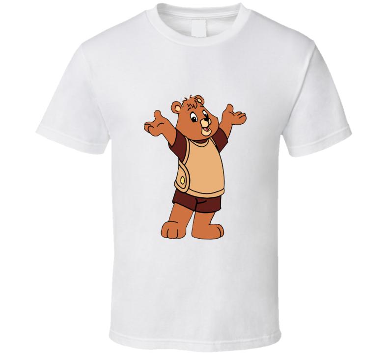 Teddy Ruxpin Popular Retro Teddy Bear T shirt