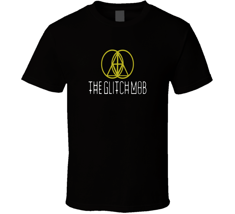 The Glitch Mob Electronic Music Group Trending T shirt