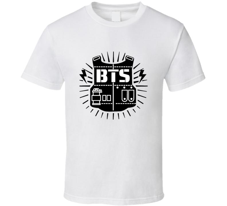 BTS Bangtan Boys K Pop Boy Band Trending Fan T shirt