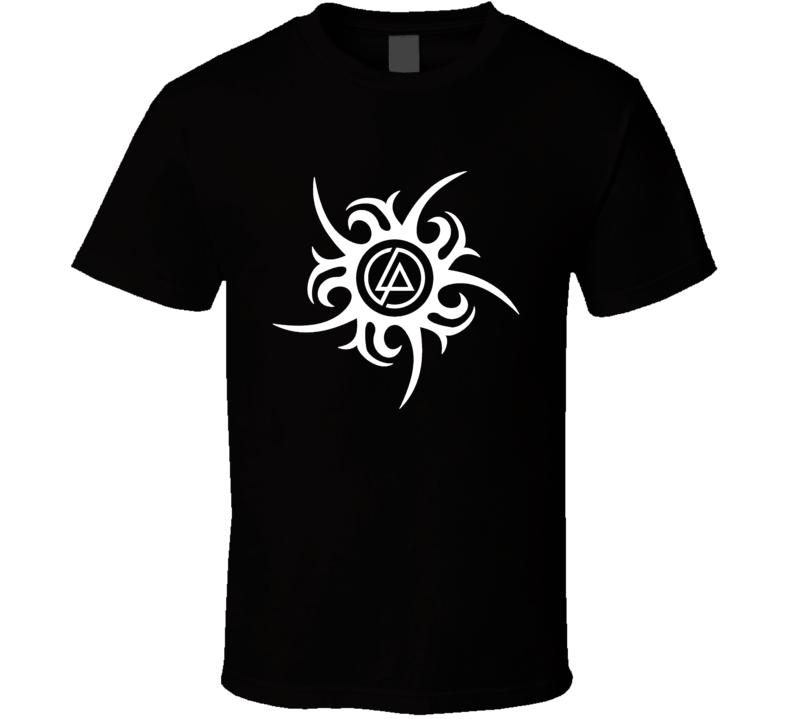 Linkin Park American Rock Band Music Fan Tribal T shirt