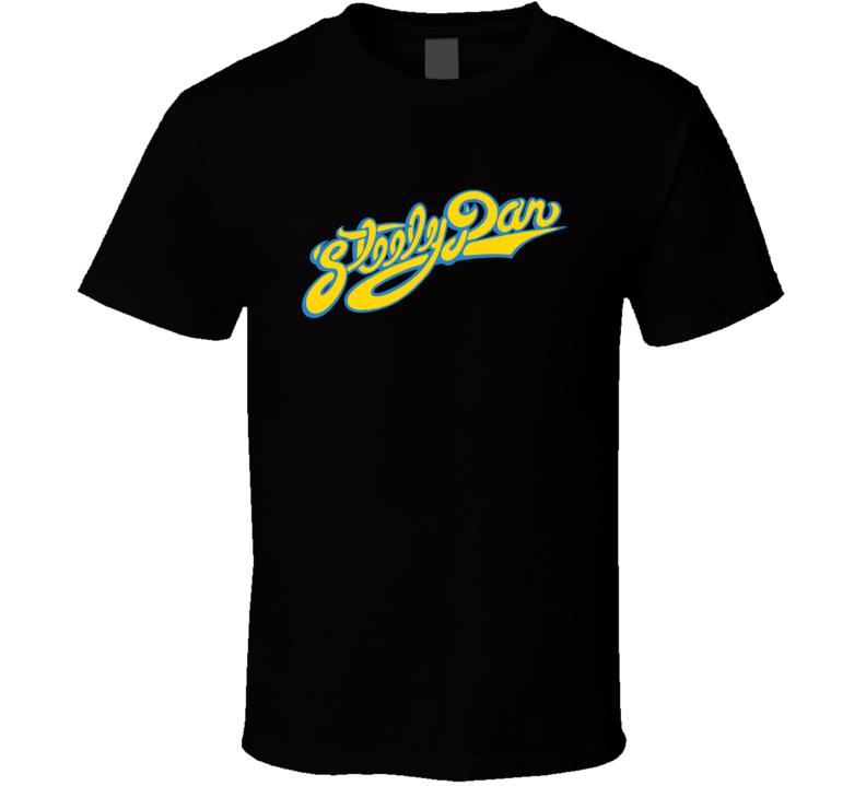 Steely Dan Music Fan T shirt
