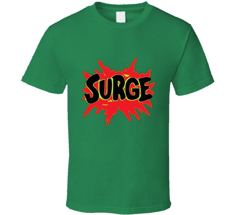 Surge Citrus Soda Pop Drink T Shirt
