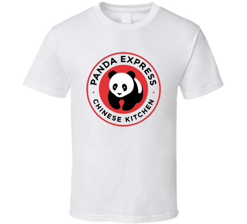 Panda Express Chinese Kitchen Casual Chinese Food Restaurant T Shirt
