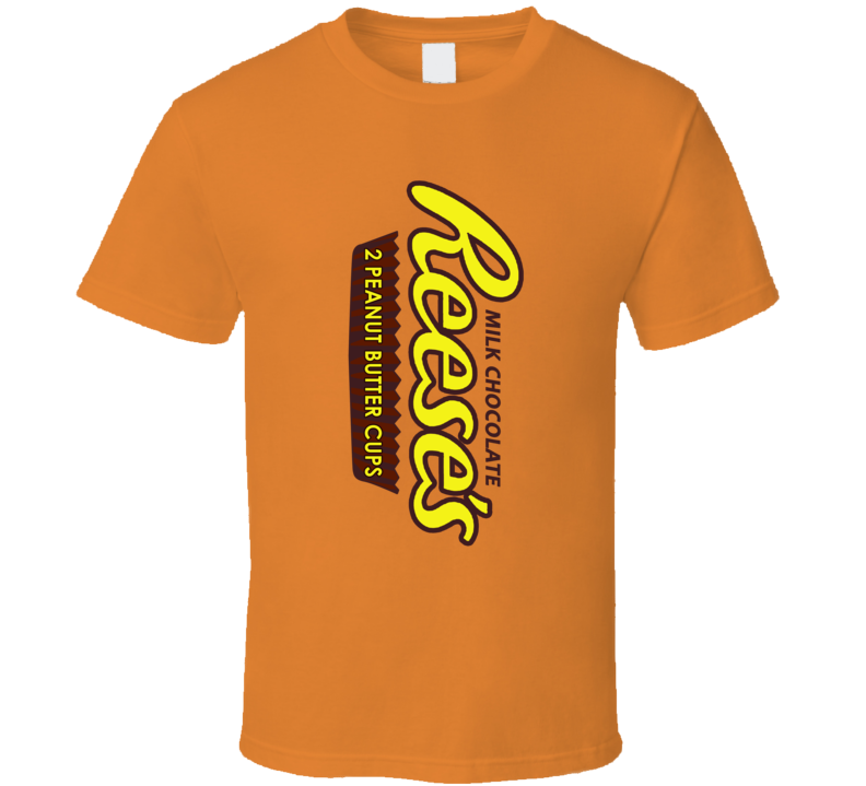 Reese's Peanut Butter Cups Group Halloween Costume T Shirt