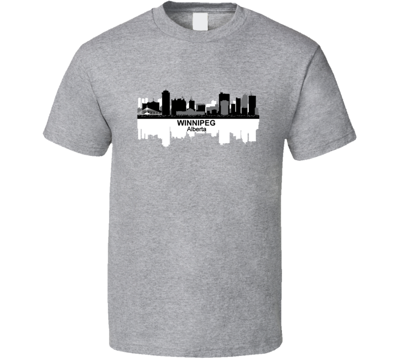 Winnipeg Alberta Wrong Province Oakland Football Fan T Shirt
