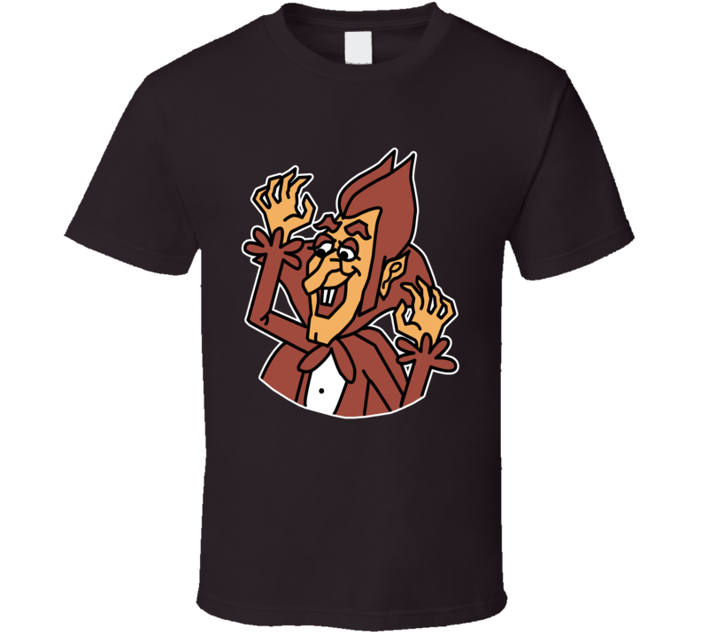 Count Chocula Popular Cereal Character Lovers T Shirt