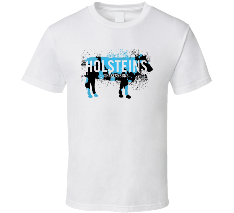 Holsteins Popular Burger Restaurant Las Vegas T Shirt