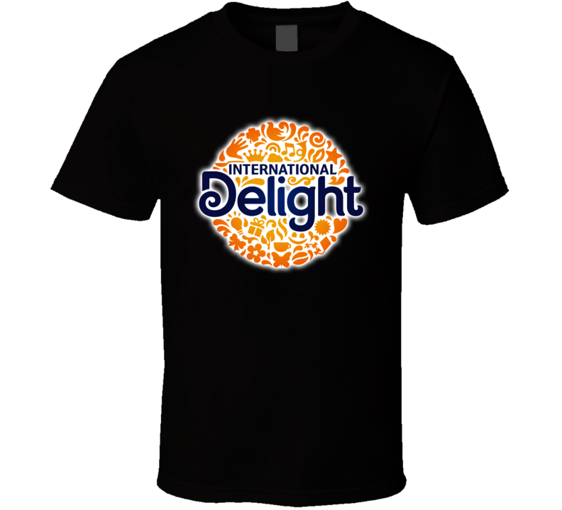 International Delight Favorite Coffee Creamer Flavor T Shirt