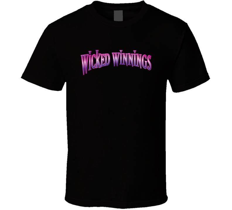 Wicked Winnings Favorite Game Las Vegas T Shirt