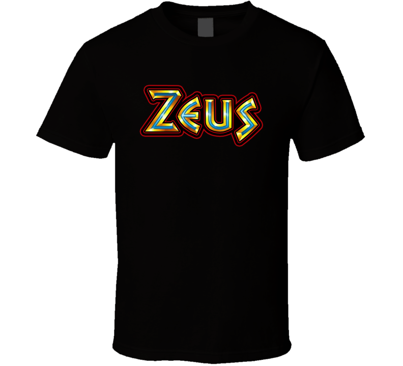 Zeus Favorite Game Las Vegas T Shirt