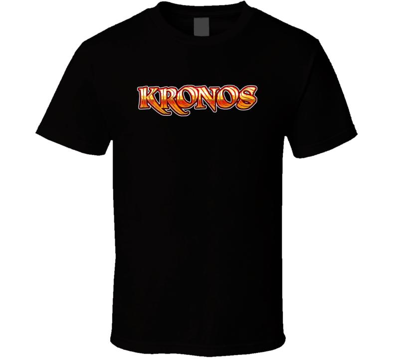 Kronos Favorite Game Las Vegas T Shirt