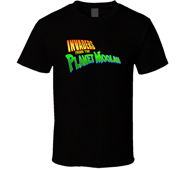 Invaders From The Planet Moolah Favorite Game Las Vegas T Shirt