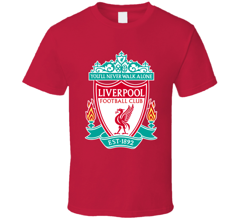 Liverpool Fc Premier League Champs 2020 Fan T Shirt