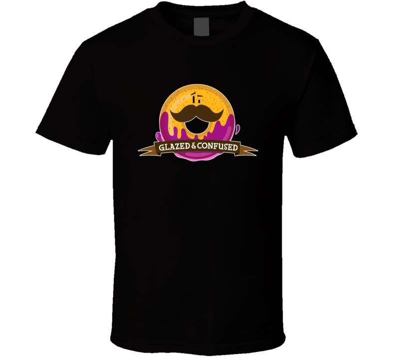 Glazed And Confused Wynonna Earp Tv Show Fan T Shirt